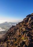 Pico Mountain on Azores