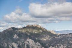 Pico preto South Dakota dos alces imagens de stock royalty free