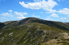 Pico San Millà ¡ n & x28; Burgos, Spain& x29; 2 Obraz Stock