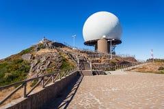 Pico tun Arieiro, Madeira Lizenzfreie Stockbilder