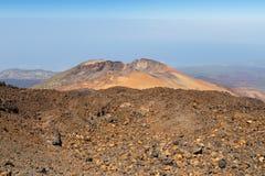 Pico Viejo, El Teide National Park Stock Image