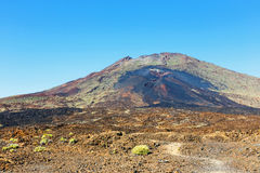 Pico Viejo, El Teide National Park, Tenerife Royalty Free Stock Photography