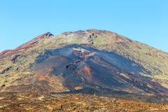 Pico Viejo, El Teide National Park, Tenerife Stock Images