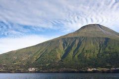 Pico Volcano Stock Photo