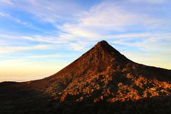 Pico Wulkan Zdjęcie Stock