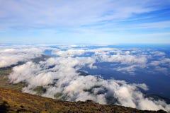 Pico Wulkan Obraz Stock