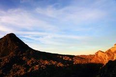 Pico Wulkan Fotografia Royalty Free