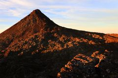 Pico Wulkan Zdjęcia Royalty Free