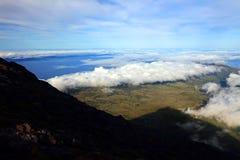 Pico Wulkan Zdjęcie Royalty Free