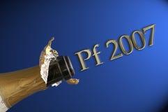 Picofarad 2007 Imagens de Stock