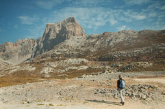 Picos d'Europa mountains Spain Royalty Free Stock Photography