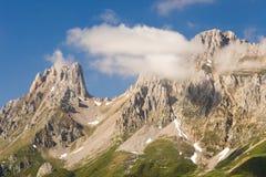 picos de Europa国家公园,利昂 库存照片