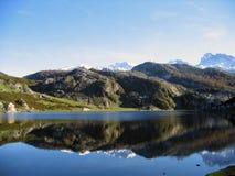 Picos de Europa fotos de archivo libres de regalías