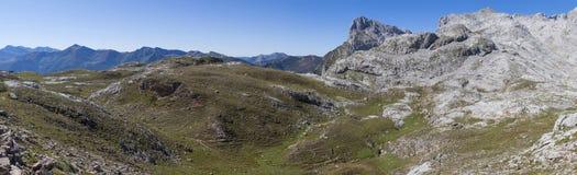 Picos de Europa Photo libre de droits