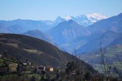 Picos de Europa Imagens de Stock Royalty Free