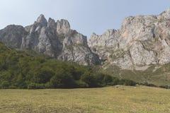 Picos DE Europa Royalty-vrije Stock Afbeelding