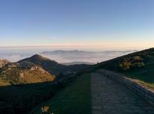 Picos de Europa, Covadonga Spain fotos de archivo