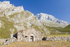 Picos de Europa, España Fotografía de archivo