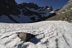 Picos de Europa, Espagne Photos libres de droits