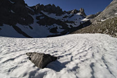 Picos de Europa, Espanha Fotos de Stock Royalty Free