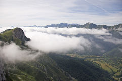 Picos de Europa mountains, Spain stock photos