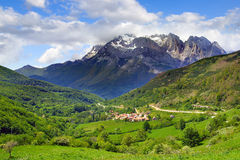 Picos de Europa National Park. Stock Photo