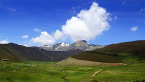 Picos de Europa National Park. Stock Image