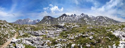 Picos de Europa National Park. Royalty Free Stock Photography