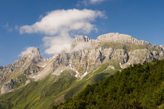 Picos de Europa national park, Leon Royalty Free Stock Photography