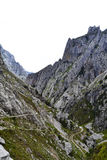 Picos de europa Royalty Free Stock Photo