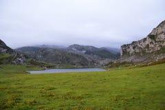 Picos de europa. Photo of north of Spain. Picos de europa Stock Photos
