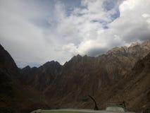Picos de Himalaia Fotografia de Stock