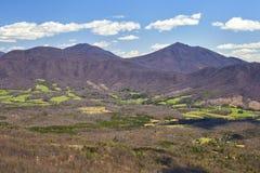 Picos de la nutria, Virginia imágenes de archivo libres de regalías