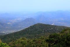 Picos de montanhas Fotos de Stock