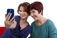 Pics сотового телефона Стоковая Фотография RF