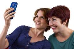 Pics del telefono cellulare Immagini Stock Libere da Diritti