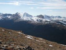 Pict 4857 montanhas e tundra alpina Imagem de Stock Royalty Free