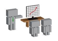 pictogram Royalty-vrije Stock Afbeeldingen