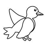 Pictogram dove wedding symbol icon design. Vector illustration eps 10 Royalty Free Stock Photography