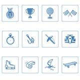 Pictogram II van sporten royalty-vrije illustratie