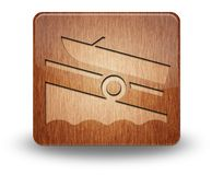 Pictogram, Knoop, de Helling van de Pictogramboot royalty-vrije stock afbeelding