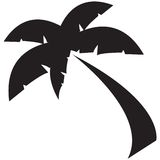 Pictogram - Palm Stock Foto