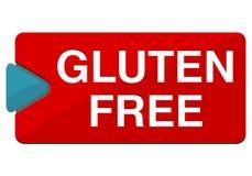 Pictogram van het gluten het vrije teken Royalty-vrije Stock Fotografie