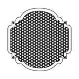 pictogram van hulpmiddelen het lege waarschuwingen vector illustratie