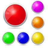 Pictogrammen met donkere kleur vector illustratie