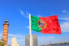 Pictogrammen van Lissabon Royalty-vrije Stock Foto