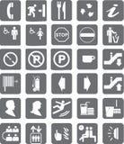 Pictogrammes Photo stock