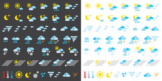 Pictograms vector illustration