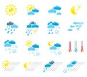 pictograms Fotografering för Bildbyråer