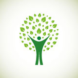 Green man Royalty Free Stock Photo